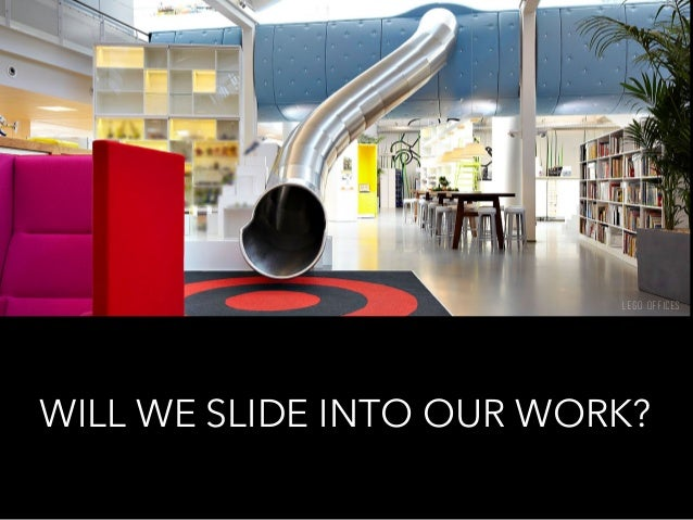 This Is the Office of the Future Slide 3