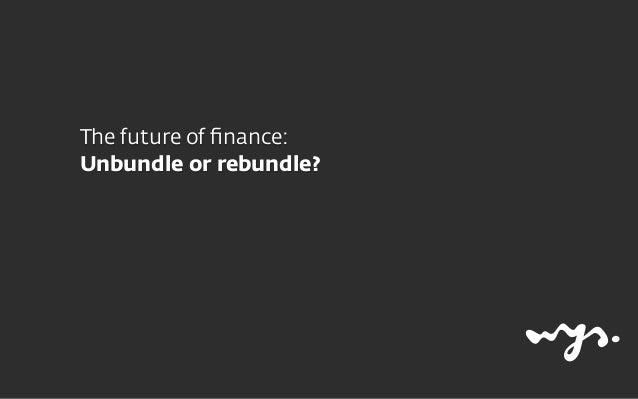 The Future of Finance Slide 3