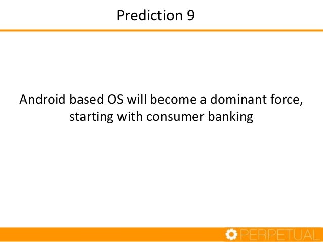 Prediction 10  Direct sensor tracking for assets like Commodities & Energy