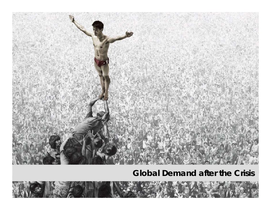 Global Demand after the Crisis