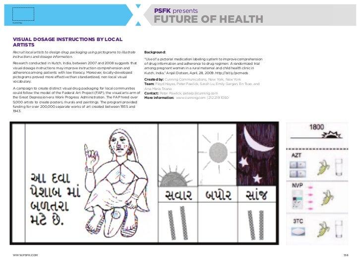 PSFK presents Future Of Health
