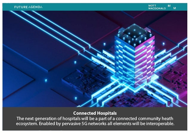 Connected Hospitals The next generation of hospitals will be a part of a connected community heath ecosystem. Enabled by p...