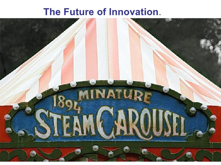 The Future of Innovation.