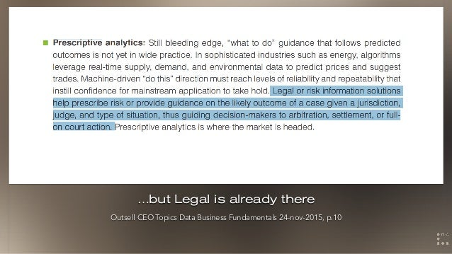 Leaving 99,73% of cases unusable for analytics.. without the proper algorithm to tag them Civil Cases 2014 2,472 918,228