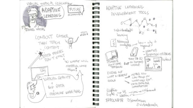 The Future of Learning looking a bit sketchy