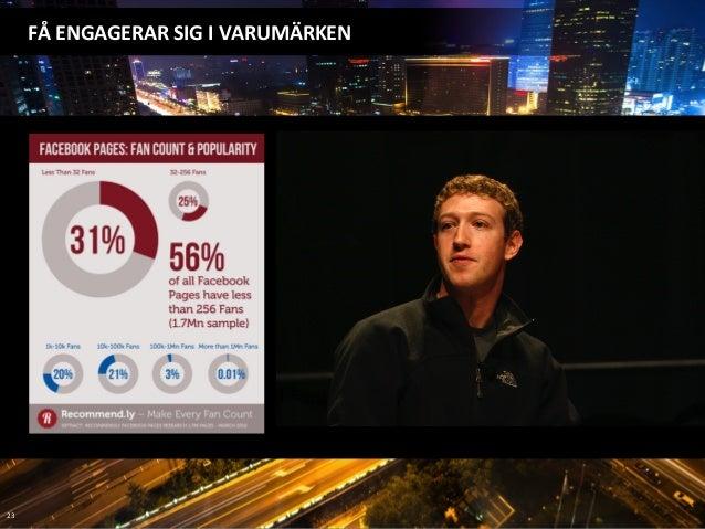 FÅ  ENGAGERAR  SIG  I  VARUMÄRKEN   23