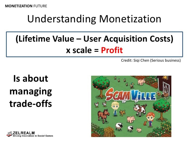 monetization model for social games Micropayments, mega angst, and the i think we all recognize that plasticity of a social game that doesn't this monetization model of.