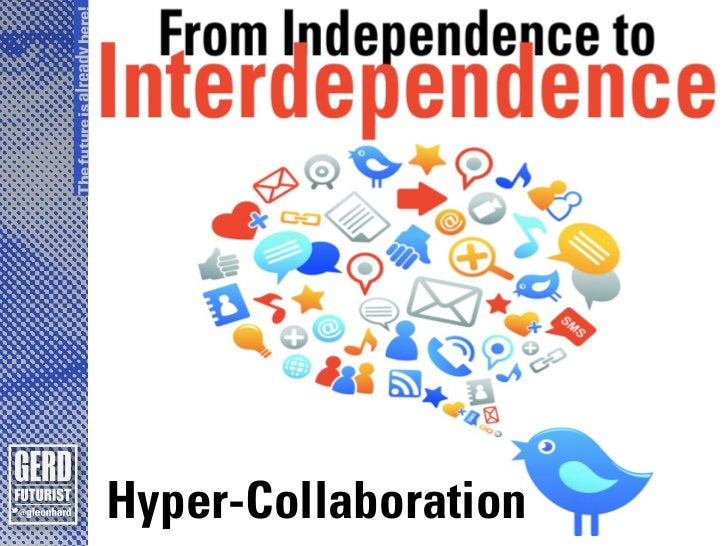 The future is already here!Hyper-Collaboration