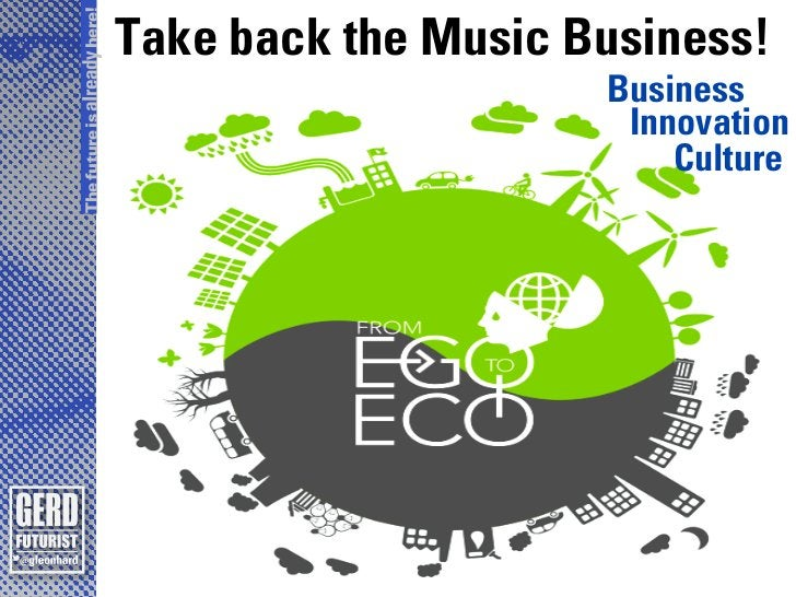 The future is already here!                              Take back the Music Business!                                    ...