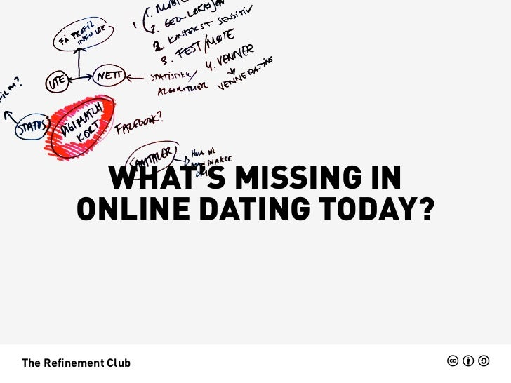 Future of online dating industry