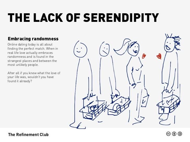 Serendipity online dating
