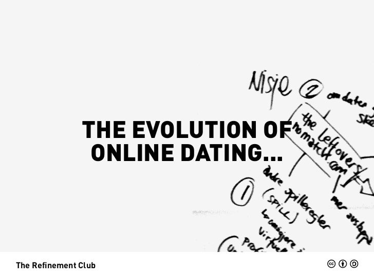 The future of online dating