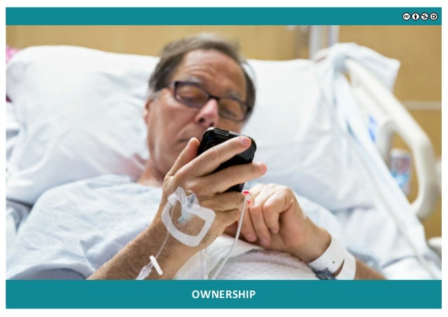 Increasing Control The question of ownership of health data is in flux - especially on access vs. use. Patients may have i...