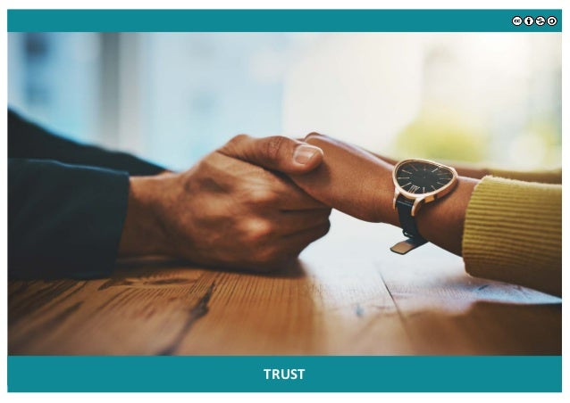 Building Trust In many regions, trust needs to (re)built between payers, providers and patients as well as with new entran...