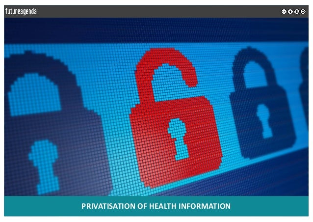 Open vs. Private Knowledge Escalating privatisation of medical knowledge and more 'secret software' challenge the view tha...