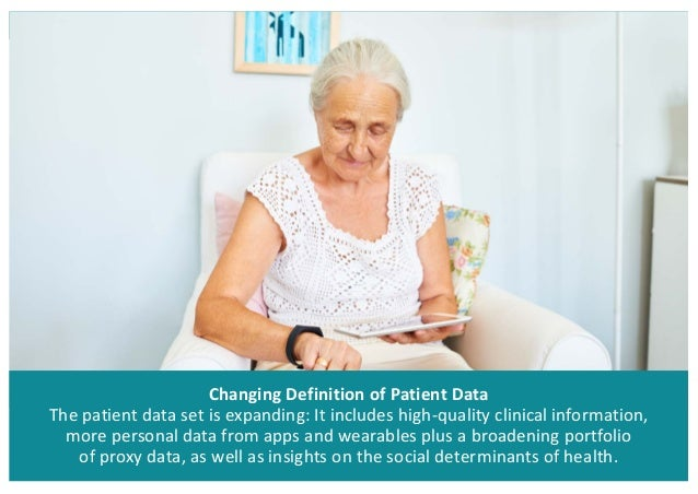 Users of Patient Data