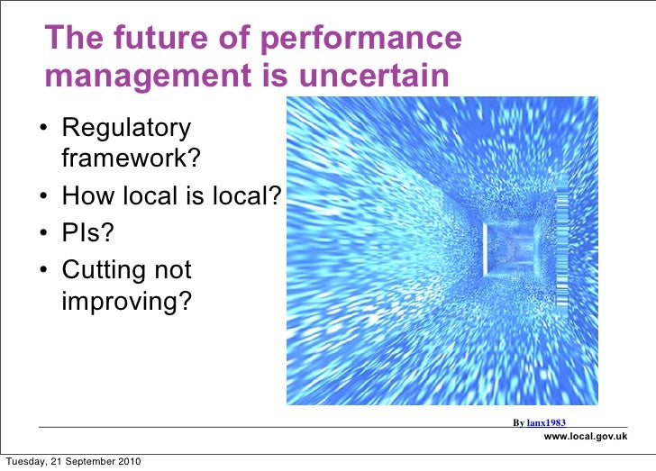 Future of Performance management