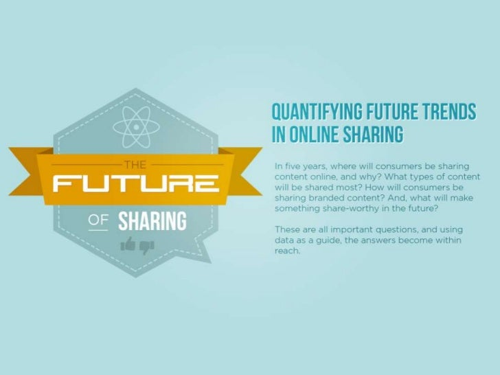 Future of sharing   beyond