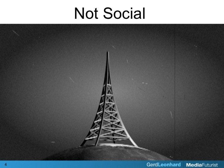 Not Social     4