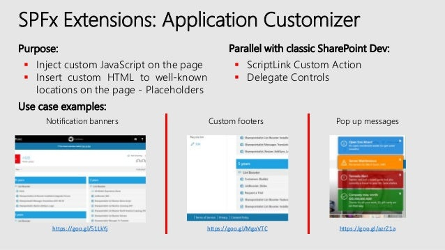 Future of SharePoint Dev SPFx Extensions