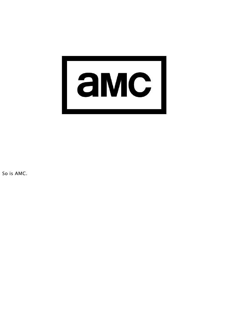 So is AMC.