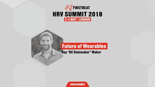 DC RAINMAKER THE FUTURE OF WEARABLES