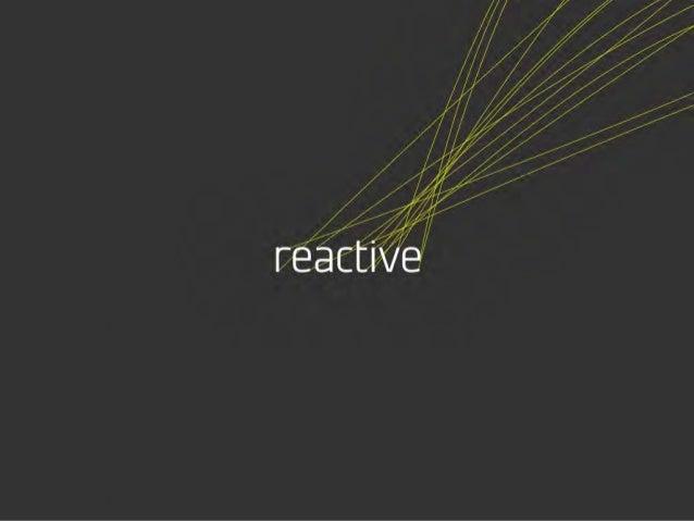 MEET REACTIVE SYDNEY