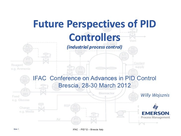 Future Perspectives of PID                 Controllers                     (industrial process control)          IFAC Conf...