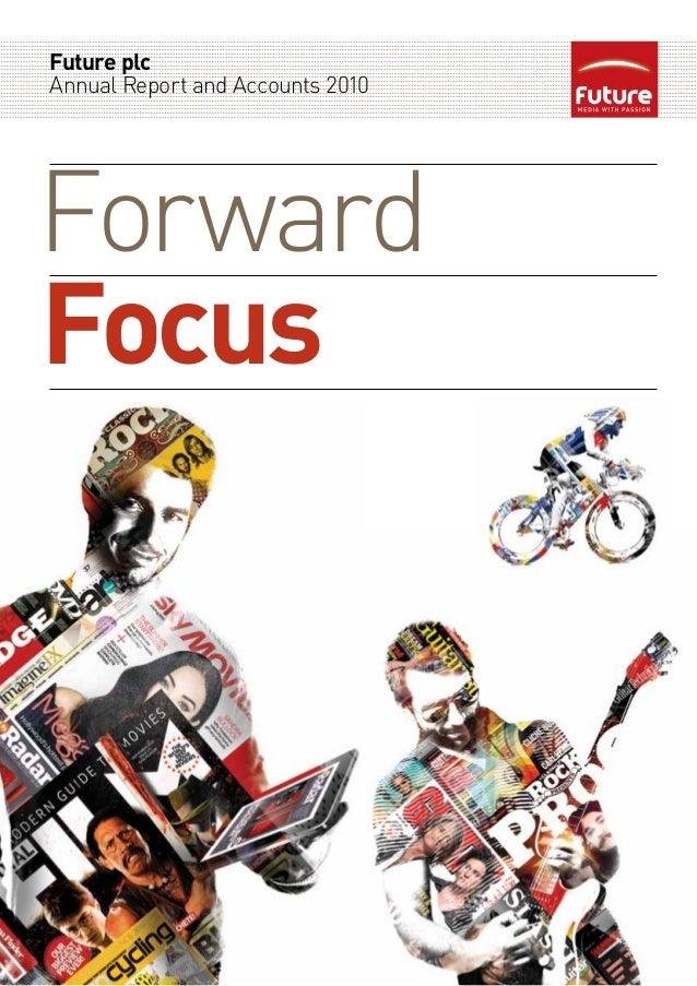 Future plc                                                                        Annual Report and Accounts 2010         ...