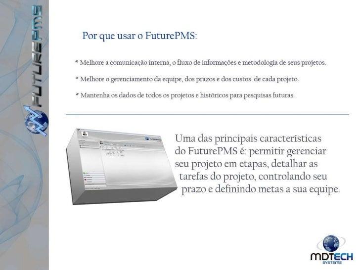 FuturePMS - Brochure Slide 3
