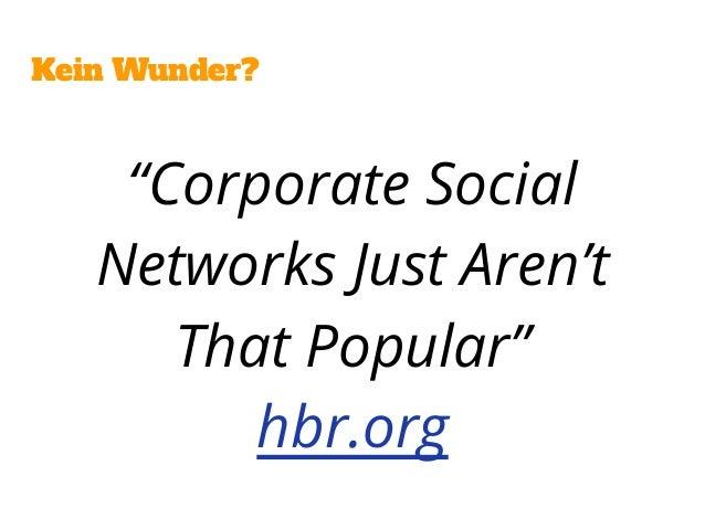 Was bedeutet Social Networking (4.0)?