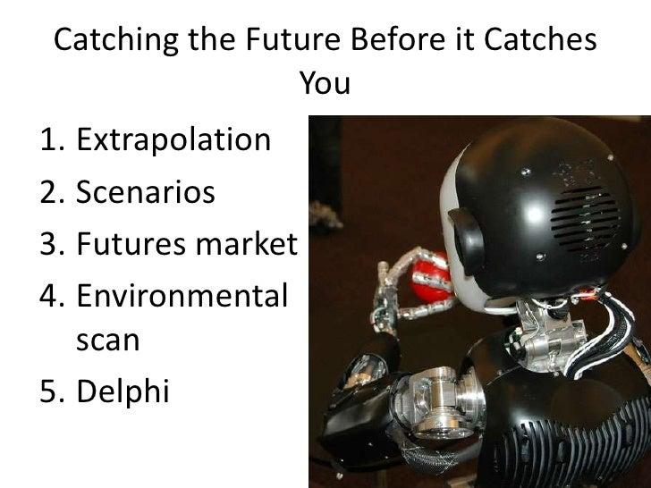 Futures methods, a Horizon Report intro Slide 2