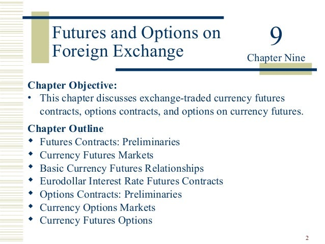 Trading options on index futures
