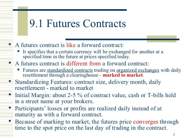 Trade futures vs forex
