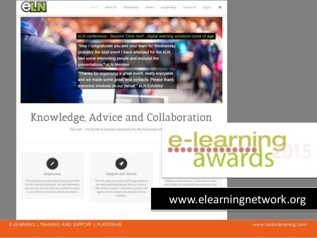 E-Learning Trends to Watch 2016  Slide 2