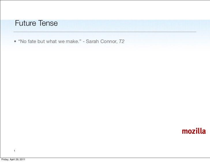 Future Tense Slide 2