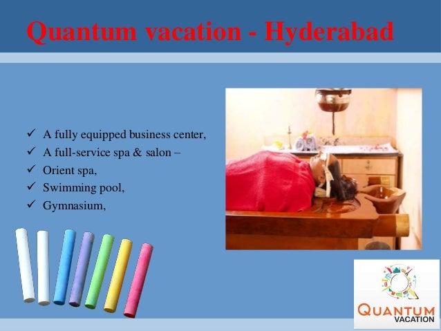 Quantum Vacation Hyderabad Gachibowli
