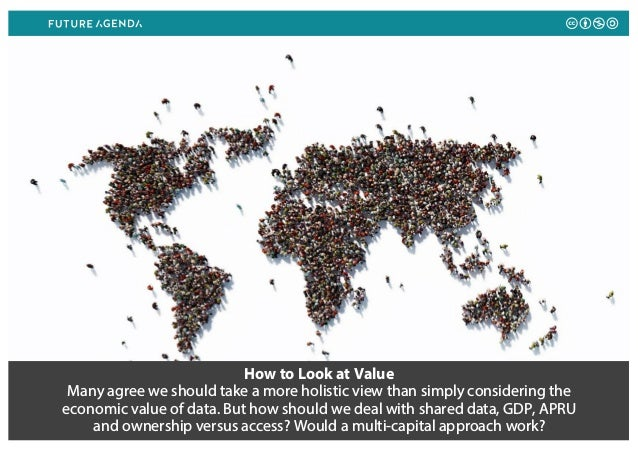 How to Look at Value Many agree we should take a more holistic view than simply considering the economic value of data. Bu...