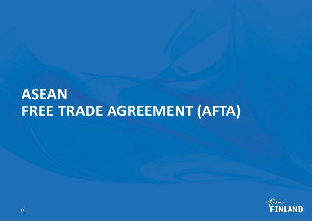 Future Watch Asia Trade Deals