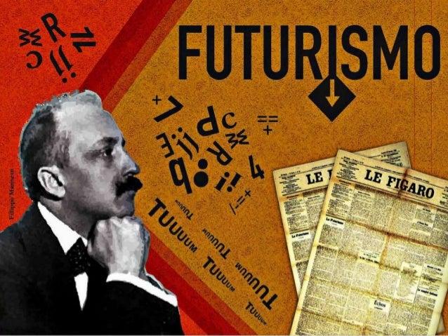 Tópicos:IntroduçãoCaracterísticasPrincipais ObrasFuturismo no BrasilArquitetura FuturistaEsculturaMusica e Teatro