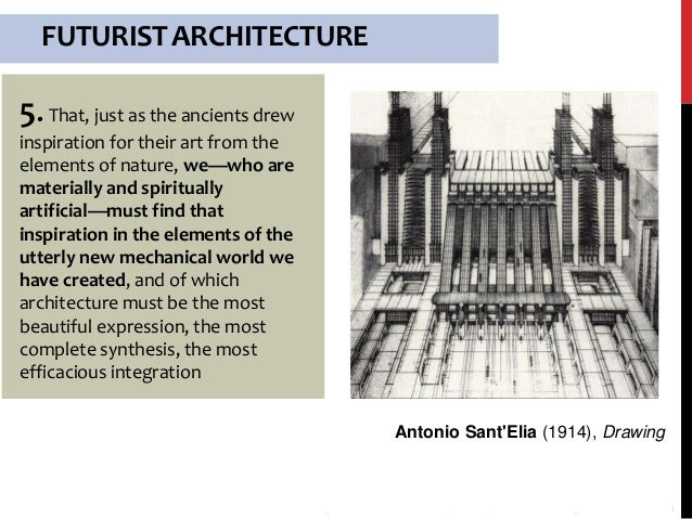 Neo futurism, tropical modernism, sustainable architecture.