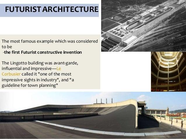 Futurist architecture youtube.