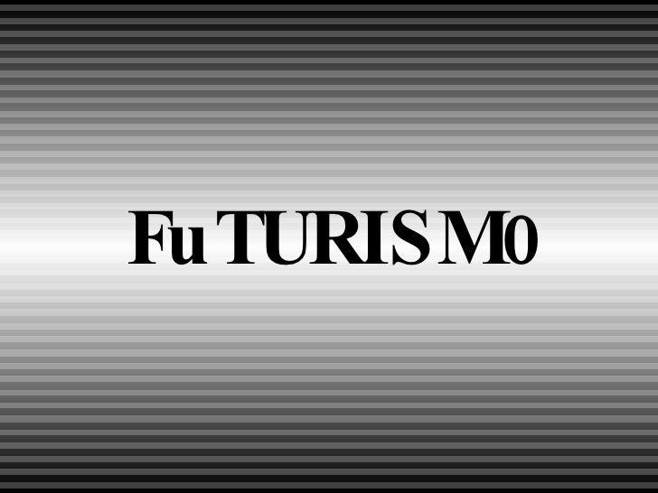 FuTURISM0