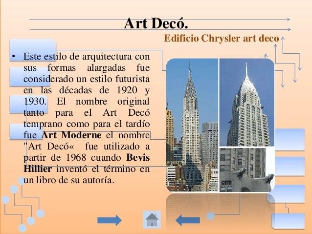 Futurismo - Art deco caracteristicas ...