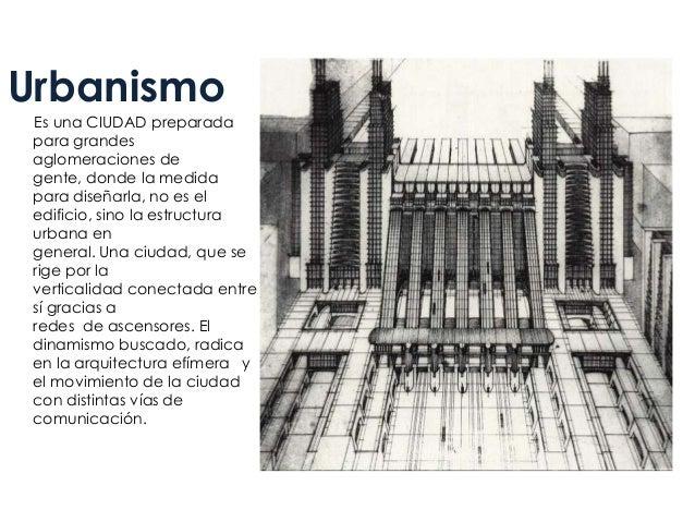 Futurismo Arquitectura