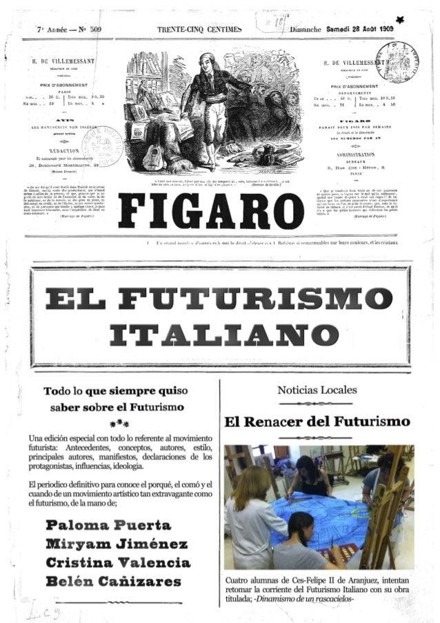 Futurismo Italiano (periódico).