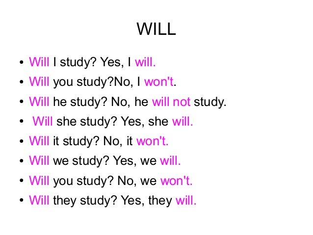 Will / To Be + Going To+ Base Form Verb