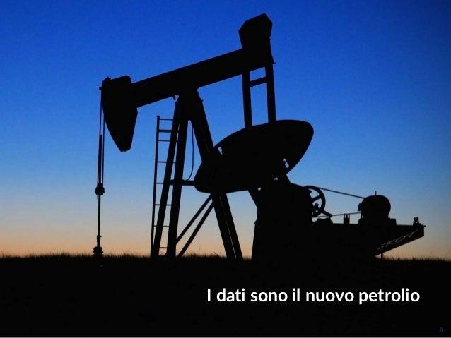 maurilio.savoldi@value4b.ch I dati sono il nuovo petrolio 8
