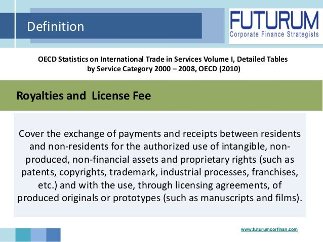 Intellectual Property Rights And International Licensing Agreements