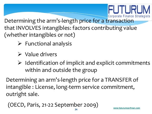 oecd transfer pricing guidelines 2012